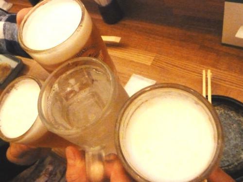 95生ビールチューハイ