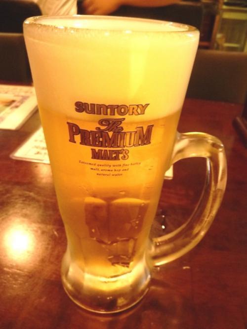 03生ビール480