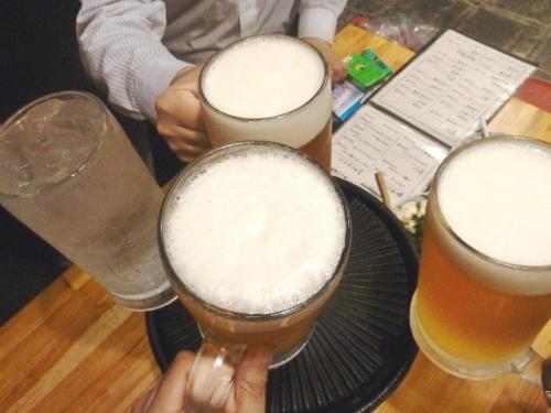 25生ビールマッスルジョッキ800