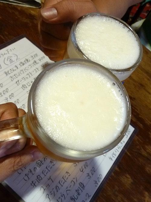 08生ビール400