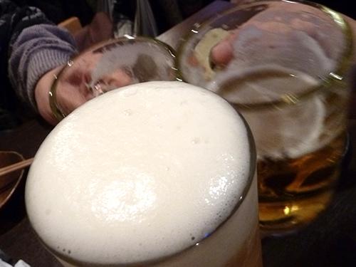 22生ビール430