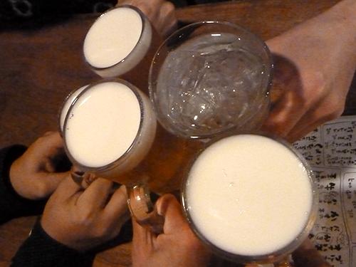 04生ビール350