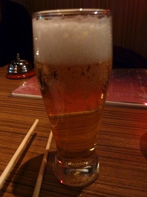 75生ビール500