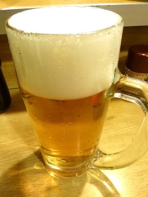 23生ビール400
