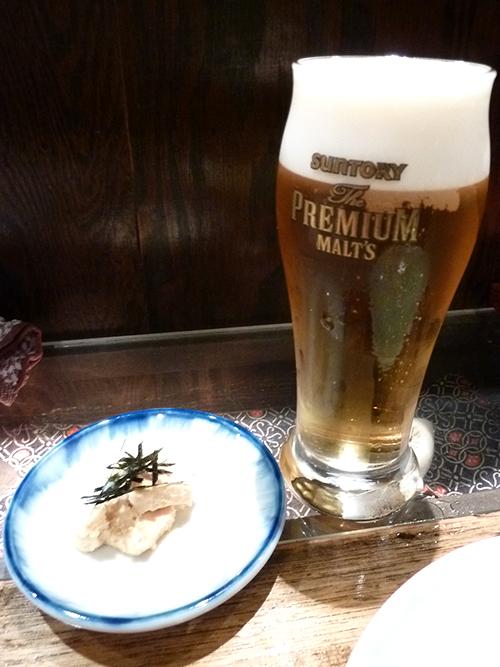 17生ビール小350