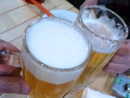 12オリオン生ビール400