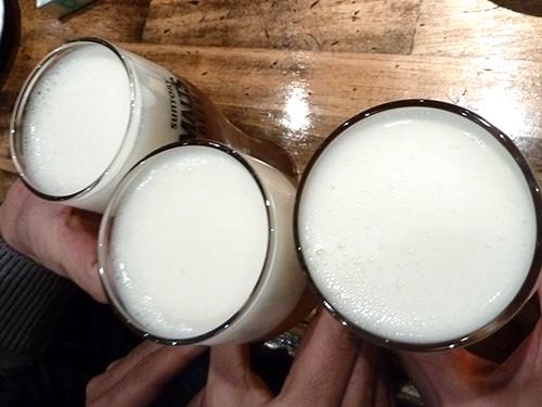 02生ビール400