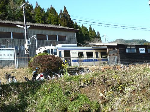 16日当山駅