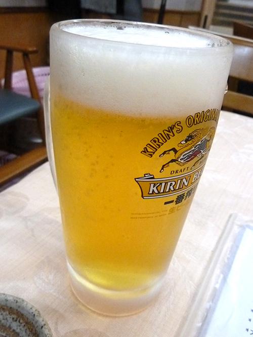 73生ビール550