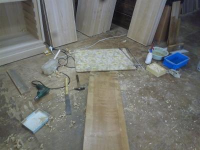 sあてばん 木工作業台