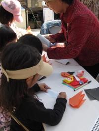 浜屋敷 伝統工芸・手作り市 2012