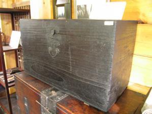 李朝家具 桐の箱