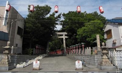 だんじり祭り 平成24年 弥栄神社
