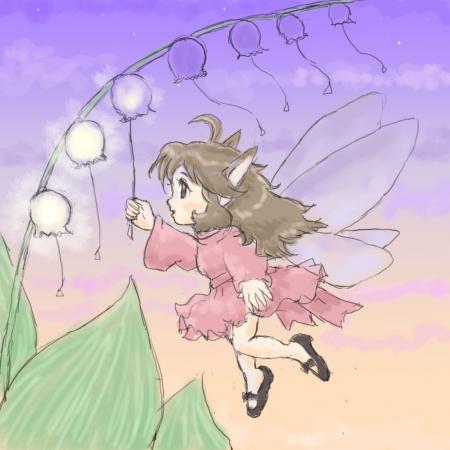 スズラン妖精