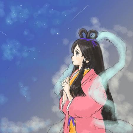 たなばた織姫