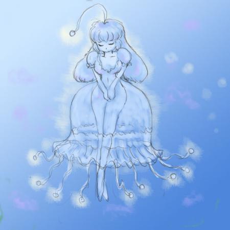 マドロミオトメクラゲ