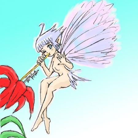 南国ハチドリ娘