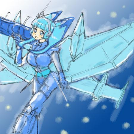 メカッ娘1号姫