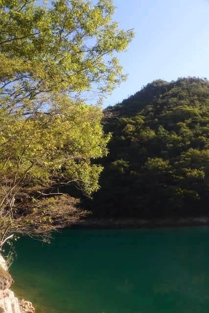 コバルトの池3