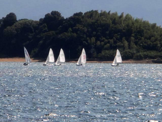 小型ヨット練習3