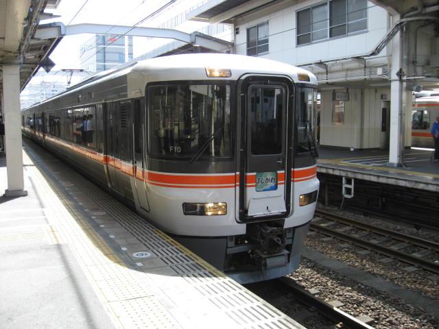 373系 静岡駅