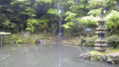 瓢池 翠滝