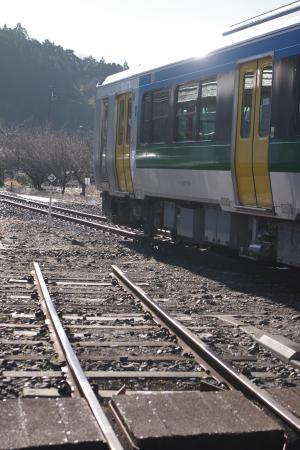 久留里線 上総亀山駅 キハE130
