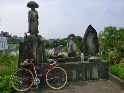 旧城光寺 小矢部川左岸