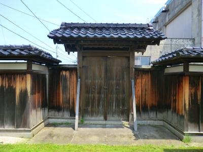 藤井能三邸址