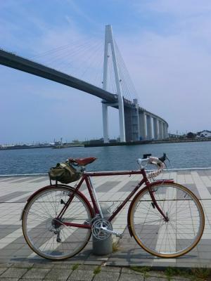 富山新港左岸