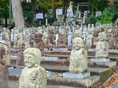 薬勝寺の羅漢