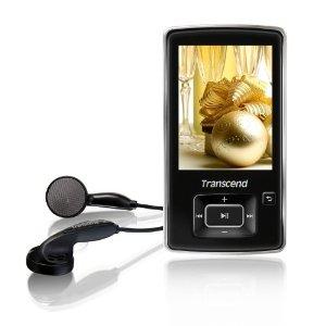 Transcend MP3プレーヤー MP870 8GB ブラック