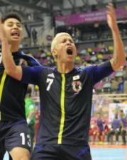 【フットサルW杯】神試合!日本と強豪ポルトガルの試合が凄い