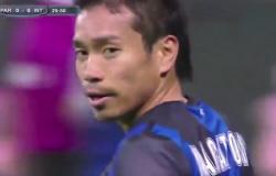 【動画】長友佑都 2012-13前半戦ハイライト!