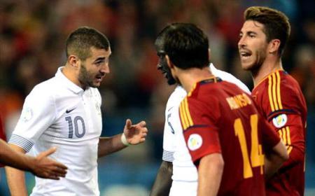 【W杯欧州予選】スペイン×フランスはドロー!スウェーデンはドイツ相手に4点差追いつく!