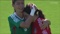 U-17なでしこ、メキシコに9-0圧勝! アジア予選から無失点継続し準々決勝へ