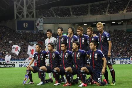 日本代表、5月30日にブルガリア代表と対戦決定!キリンC杯