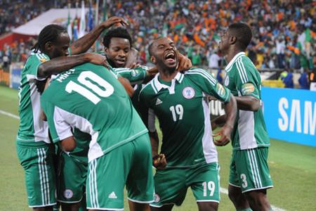 コンフェデ出場国揃う!ナイジェリアがアフリカチャンピオンに