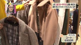 鈴木紗理奈、ライトオン、コート