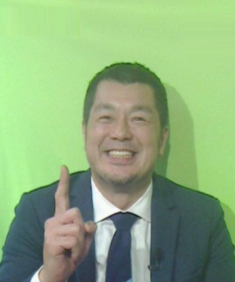 あやかり待ち受け画面(高田延彦)