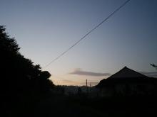 さなとりぅむ-ウサギ雲。