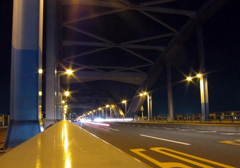 丸子橋夜景