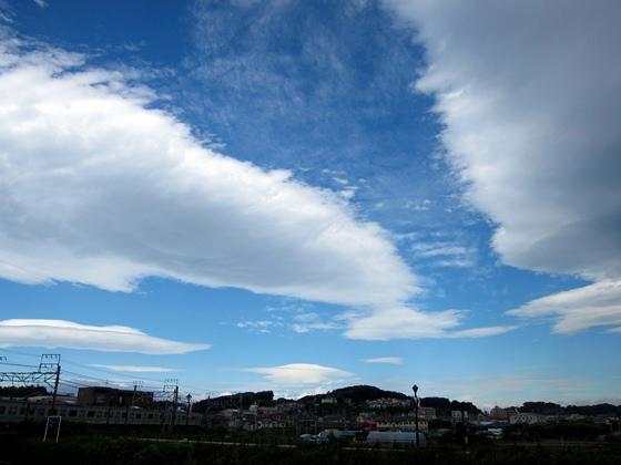 台風一過01