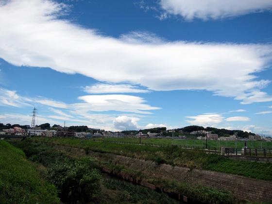 台風一過15