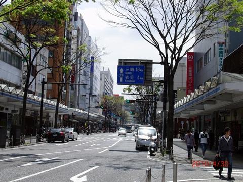 4.横須賀中央メインストリート