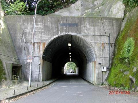 12.長瀬へと繋がるトンネル
