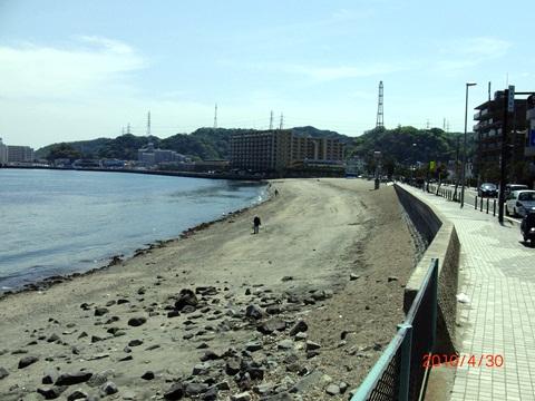 21.久里浜海岸