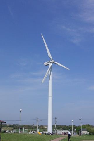 28.宮川公園の風車