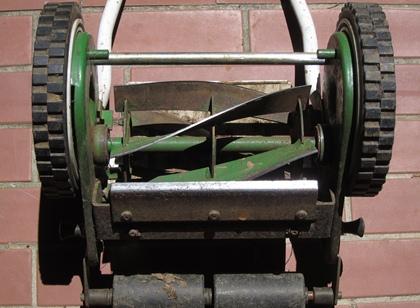 芝刈り機刃