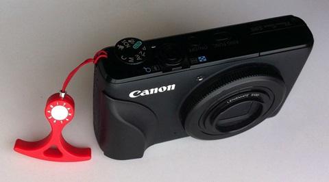 カメラと新ストラップ